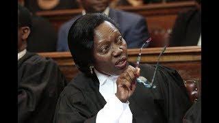 KARUA: I did not get justice...but Aluta Continua