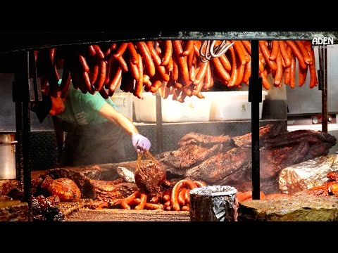 Texas BBQ in Austin - Bigger than Life