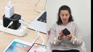 Which Universal Travel Adapter to Use | Top 6 Best Global Travel Adapter for Ever [2019]
