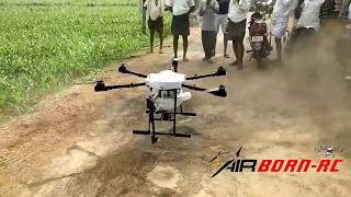 agriculture drone - TH-Clip