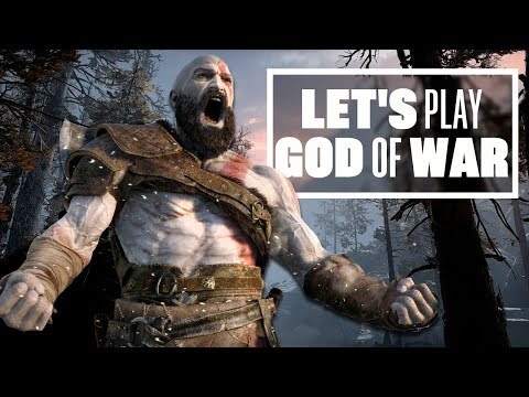 Let's Play God of War: DON'T SPEAK TO ME OR MY SON EVER AGAIN – New God of War Gameplay