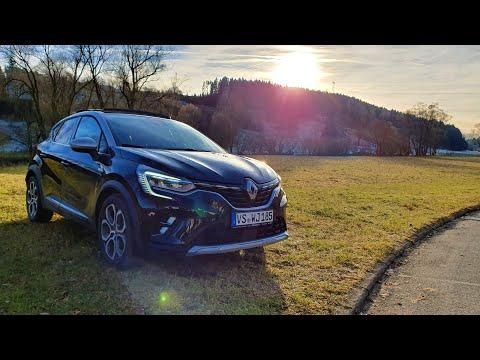 Alles neu? 2020 Renault Captur Edition One - Review, Fahrbericht, Test
