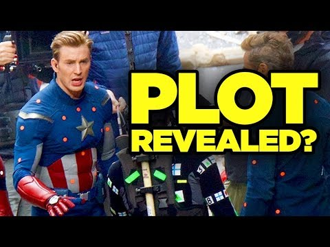 Avengers Endgame PLOT REVEALED - Time Travel Confirmed? #Debrief