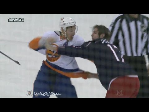 Brandon Dubinsky vs. Travis Hamonic