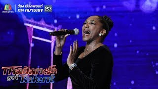 Tabitha King | THAILAND'S GOT TALENT 2018