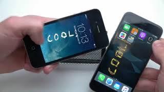 ПРОЖИГАЕМ iPhone 6S МОЩНЫМ ЛАЗЕРОМ