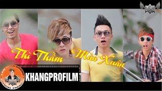 [ MV ] LIÊN KHÚC THÌ THẦM MÙA XUÂN | LÂM CHẤN KHANG, PHẠM TRƯỞNG, AKIRA PHAN, HỒ VIỆT TRUNG