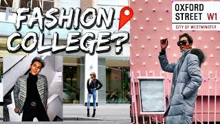 WHAT LONDON FASHION COLLEGE IS LIKE!?