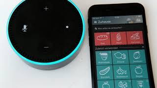 Alexa Skills für Amazon Echo entwickeln