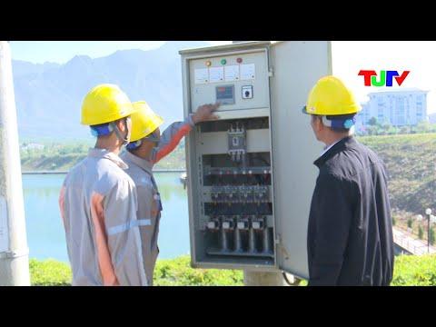 Điện lực Tân Uyên đảm bảo cung cấp điện ổn định và an toàn