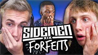 MOST EXTREME SIDEMEN FORFEITS!