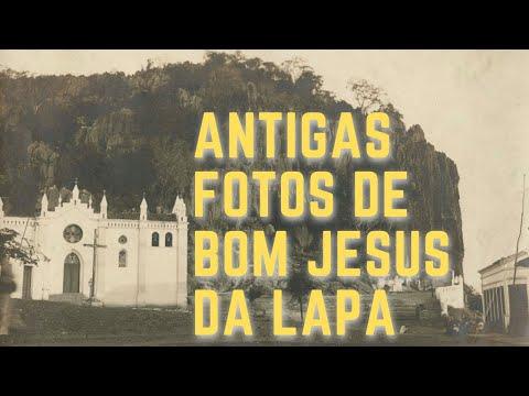 Fotos Antigas de Bom Jesus da Lapa
