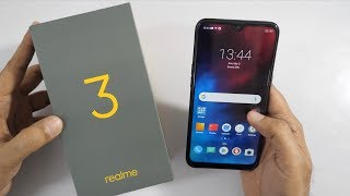 Realme 3 Unboxing & Overview with Camera Samples