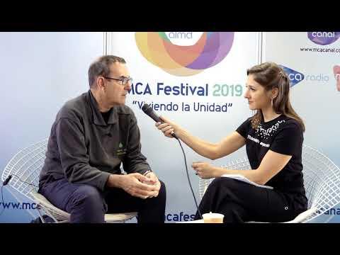 Entrevista a Emilio Carrillo en MCA Festival 2019