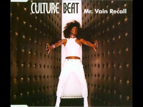 Culture Beat - Mr. Vain (C.J. Stone Mix (With Rap))