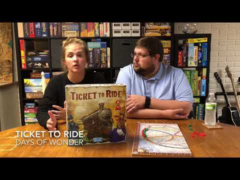 Pounds and Inches: 409 and 157, Ticket to Ride