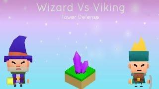 Wizard Vs Viking TD Android Gameplay ᴴᴰ