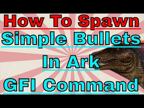 Download Ark Survival Evolved How To Use The New Gfi Commands And Go