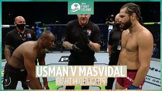 Kamaru Usman takes on Jorge Masvidal at #UFC251 with Gambred looking to add the welterweight gold to his BMF title.  Subscribe to our YouTube channel for the best videos from BT Sport  ➡️ http://bit.ly/17YTeL5  Subscribe to our Boxing YouTube channel ➡️ http://po.st/NoFilterYT  Twitter: http://twitter.com/btsport Facebook: http://www.facebook.com/btsport Instagram: http://instagram.com/btsport Website: http://sport.bt.com