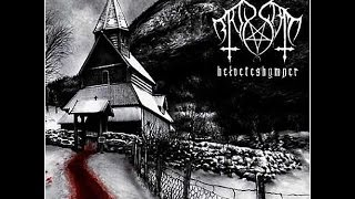 Top 30 Most Notorious Swedish Black Metal Albums