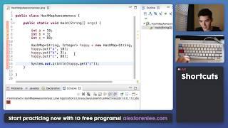 HashMap Java Tutorial
