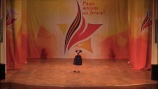 Юлиана Королёва - Соло - 24 апреля   Эстрадный вокал II Смотр конкурс «Ради жизни на Земле!» соло