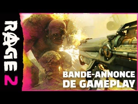 Trailer de gameplay de RAGE 2