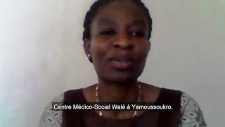 Covid-19: le Prélat de l'Opus Dei écoute des témoignages de professionnels de la santé d'Afrique, Europe et Amérique