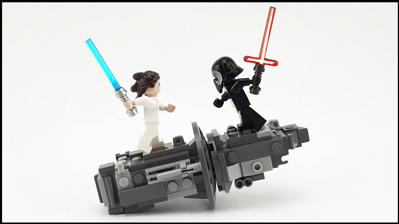 LEGO Star Wars Duel - The Rise OF Skywalker MOC