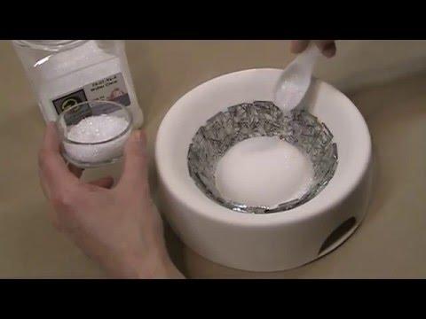 Casting Glass with Colour de Verre's Large Round Box Mold