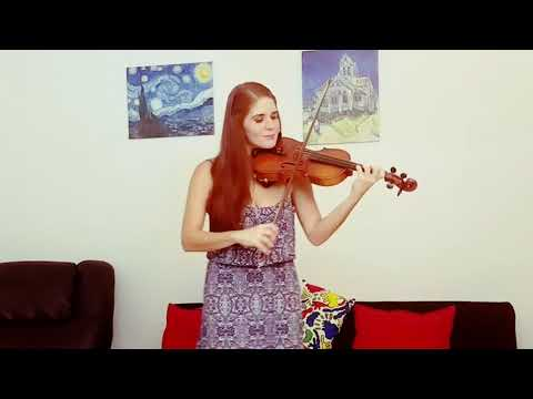 "Valeria Ortega Palacio - "" The shape of you"" ( cover)"