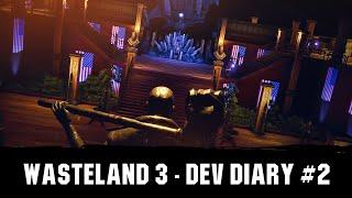 Dev Diary #2 - Mondo, storia e personaggi - SUB ITA