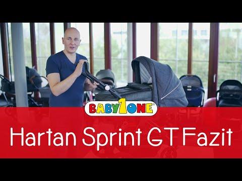 Kombi-Kinderwagen Hartan Sprint GT - das BabyOne Fazit