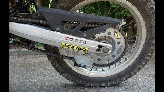 CRF250L Ride Chit Chat And 14/45 Sprockets Highway RPM Test