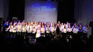 preview picture of video 'Bucuria Craciunului 2014 - Corul LPS Slatina - Leru-i lin'