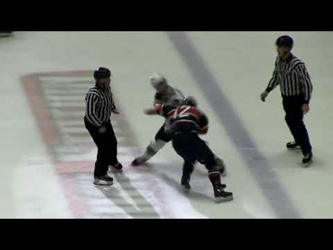 Stepan Timofeyev vs. Garrett Milan