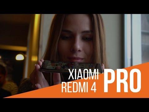 Обзор Xiaomi Redmi 4 Pro от Румиком