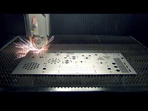 Nukon Bulgaria – NF-Pro Series Laser Cutting Machines