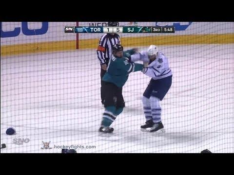 Andrew Desjardins vs. Tim Gleason