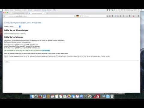 Webtrees - Installation der kostenfreien Stammbaum-Software