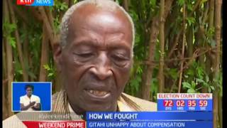 Gitahi Wanjeru narrates how he fought for Kenya's independence