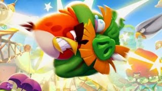 Angry Birds 2 Boss Pig Battle Music HQ (Fight And Flight)