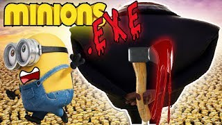 Evil Minions & Gru