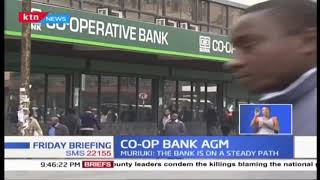 Co-operative Bank of Kenya shareholders to smile all the way to the bank