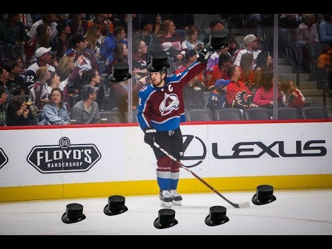 Avalanche Review Game 7: Avs 5, Devils 3, Cap Trick