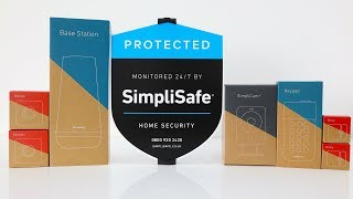 SimpliSafe Wireless Home Security System UK