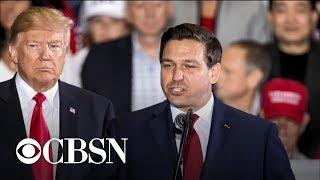Florida recounts underway, accusations of fraud mount in U.S. Senate, Governor races