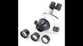 Обзор Стерео микроскопа Микромед МС-1