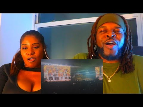 Beyoncé Epic Coachella Opening - Crazy in Love - Reaction