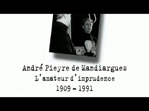 Vidéo de André Pieyre de Mandiargues